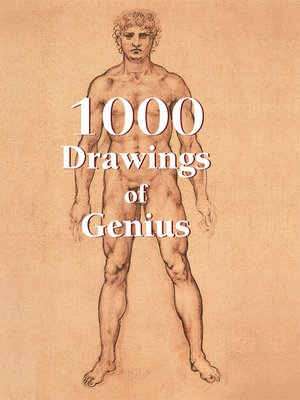 1000 Drawings of Genius by Victoria Charles. AVAILABLE eBook.