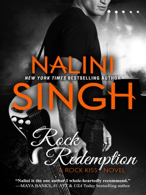 Rock Redemption by Nalini Singh. AVAILABLE eBook.