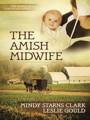 The Amish Midwife by Mindy Starns Clark. AVAILABLE eBook.