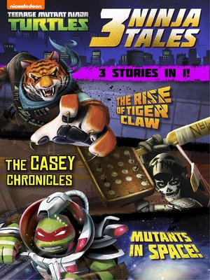 3 Ninja Tales by Nickelodeon Publishing. AVAILABLE eBook.