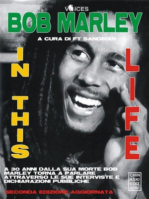 Bob Marley. In this life by F. T. Sandman. AVAILABLE eBook.