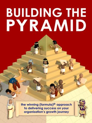 Building the Pyramid by John Stein. AVAILABLE eBook.