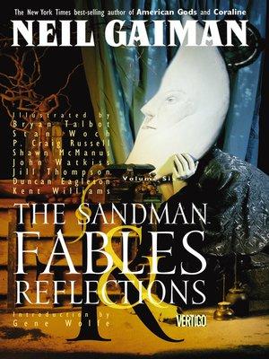 Sandman, Volume 6 by Neil Gaiman. AVAILABLE eBook.