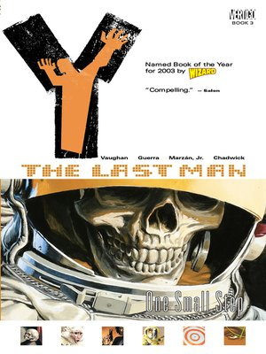 Y: The Last Man, Volume 3 by Brian K. Vaughan. AVAILABLE eBook.