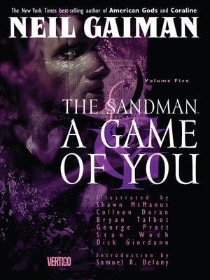 The Sandman, Volume 5 by Neil Gaiman. AVAILABLE eBook.