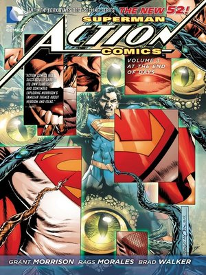 Action Comics, Volume 3 by Grant Morrison.                                              AVAILABLE eBook.