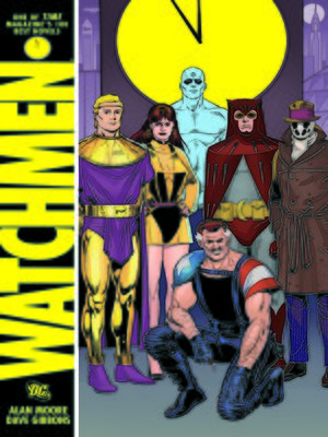 Watchmen: International Edition by Alan Moore. AVAILABLE eBook.