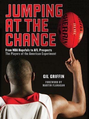 Jumping at the Chance by Gil Griffin. AVAILABLE eBook.