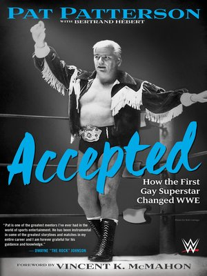 Accepted by Pat Patterson. AVAILABLE eBook.
