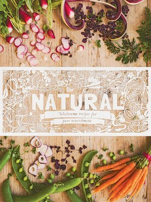 Natural by Anne Sheasby. AVAILABLE eBook.