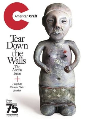 American Craft by American Craft Council. AVAILABLE Periodical.