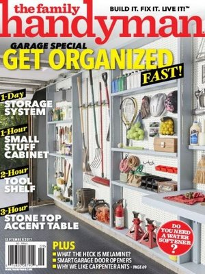 The Family Handyman by Reader's Digest Association, Inc..                                              AVAILABLE Periodicals.