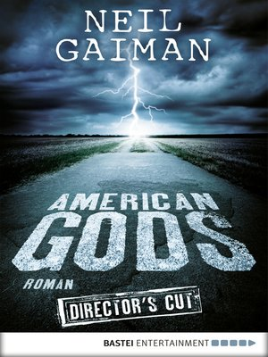 American Gods by Neil Gaiman. AVAILABLE eBook.