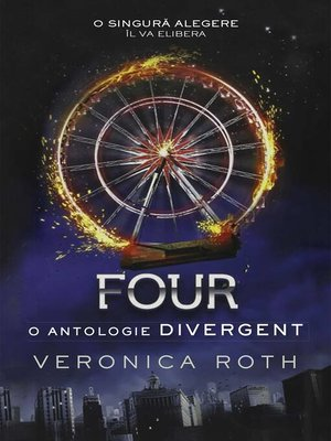 Four by Veronica Roth. AVAILABLE eBook.