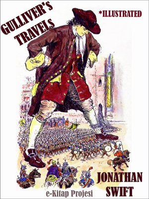 Gulliver's Travels by Jonathan Swift. AVAILABLE eBook.
